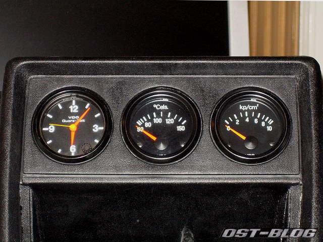 passat 32 1976 VDO Zusatzinstrumente
