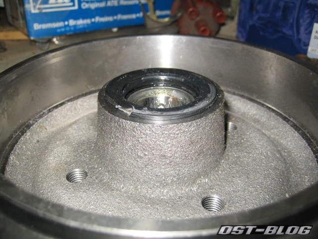 Passat 32 1976 Simmering Bremstrommel