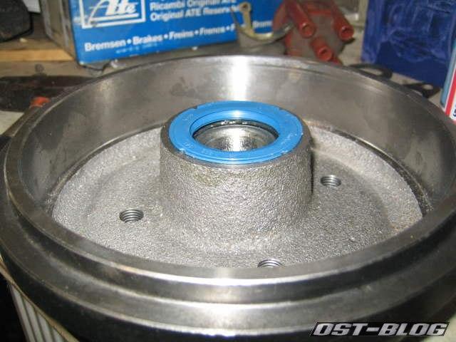 Passat 32 Dichtring Bremstrommel