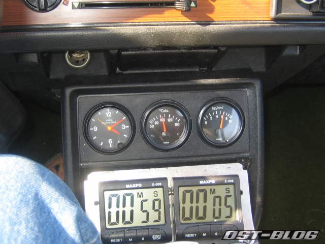 Öltemperatur Passat 32 1976