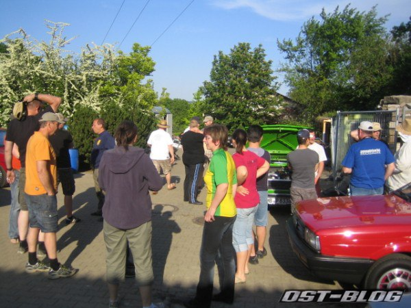 Passat-Treffen 2012 1