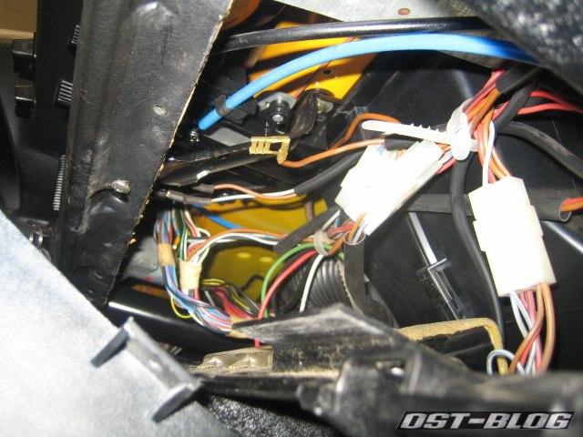 Passat 32 Kabel Gebläse