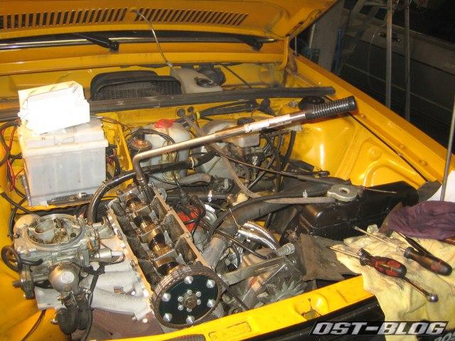 Zylinderkopfschrauben Passat B1 32