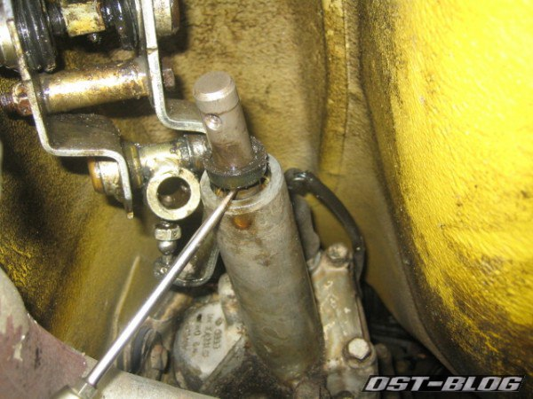 Dichtring Getriebe Passat 32 1976