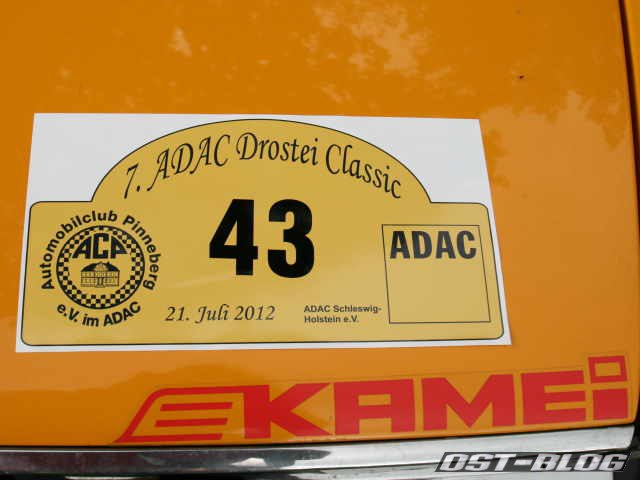 Drostei Classic 2012 VW Passat