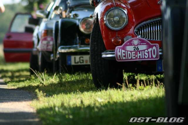 Heide-Histo 2012 Startaufstellung 2