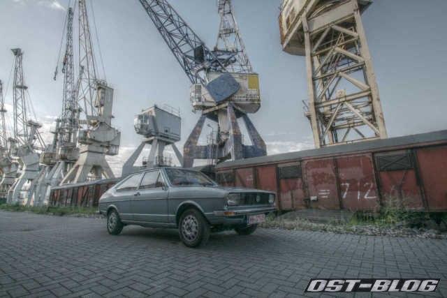 Passat 1974 HDR
