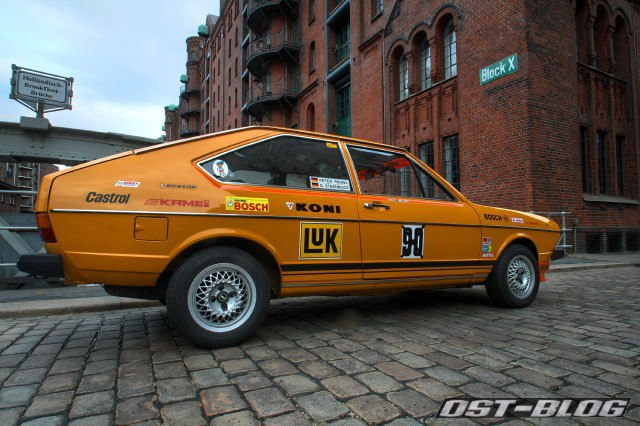 Rallye Passat 1976 HDR 2