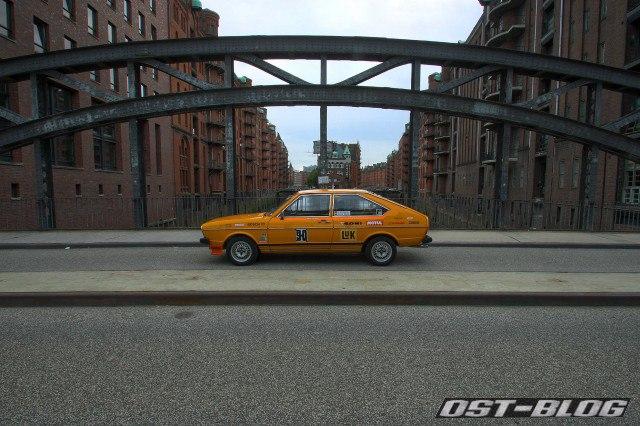 Rallye Passat 1976 HDR