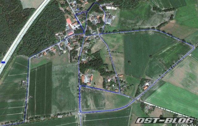 Track Volkwardingen