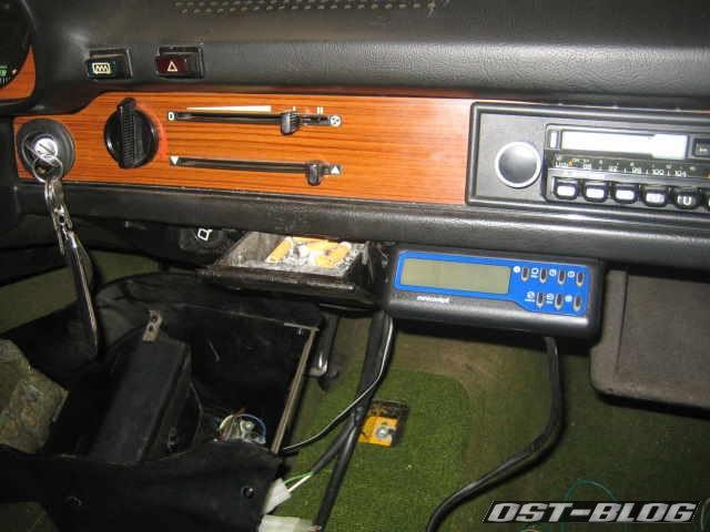 VDO minicockpit Passat 1976