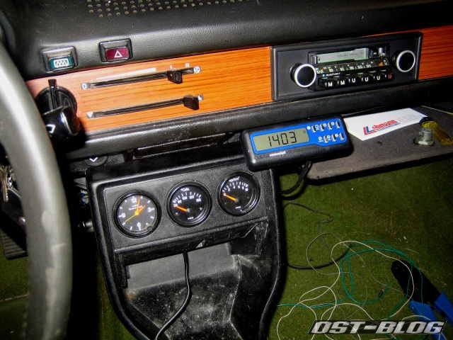 VDO minicockpit Passat Typ32