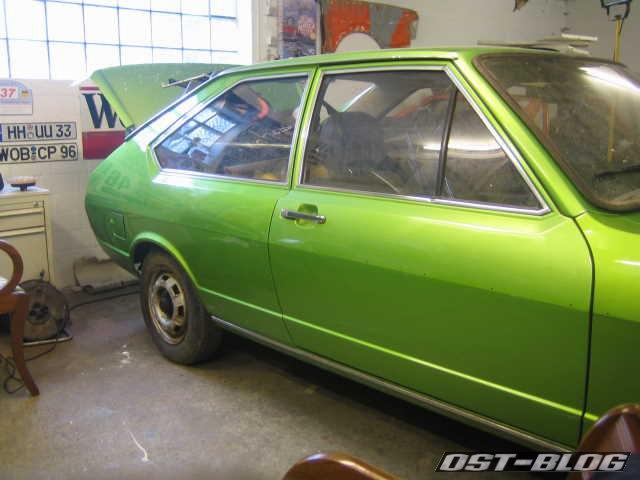 VW Passat TS rechte Seite