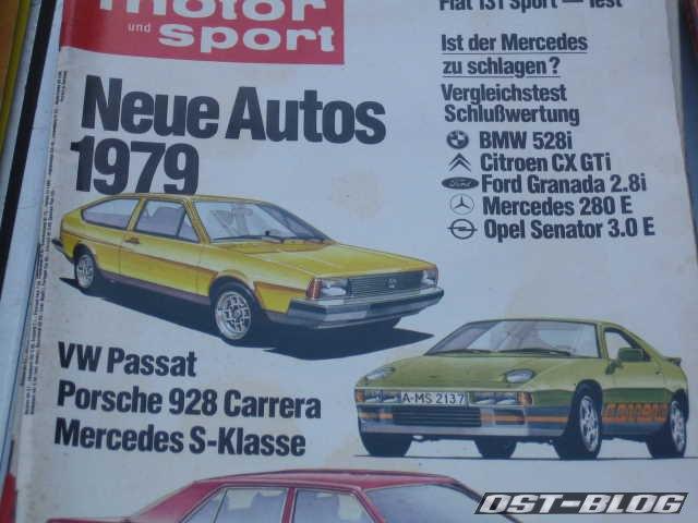 Auto Motor Sport 1978 VW Passat