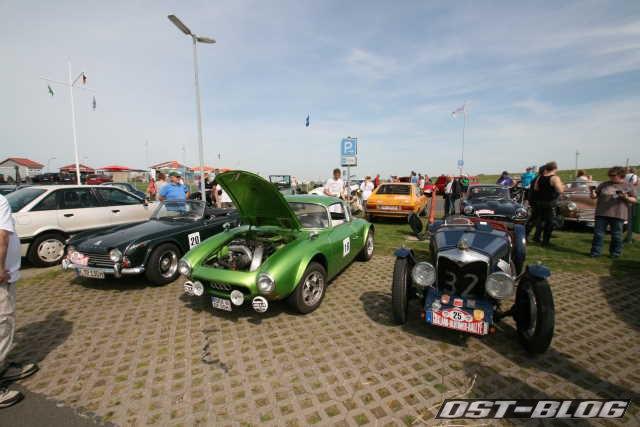 Cuxland-Oldtimer-Rallye 2012 DKW Monza