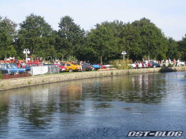 Cuxland-Oldtimer-Rallye 2012 Kurpark See