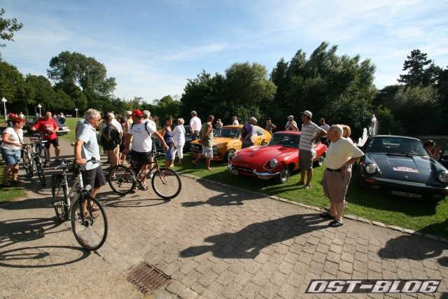 Cuxland-Oldtimer-Rallye 2012 Kurpark