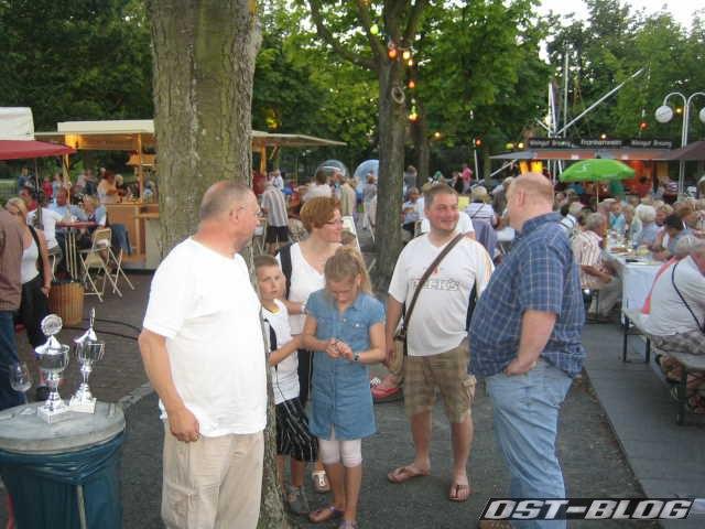 Cuxland-Oldtimer-Rallye 2012 Passat-Runde