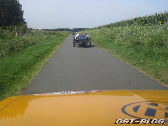 Cuxland-Oldtimer-Rallye 2012 Riley Racing Sports
