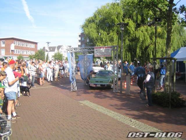 Cuxland-Oldtimer-Rallye 2012 Start