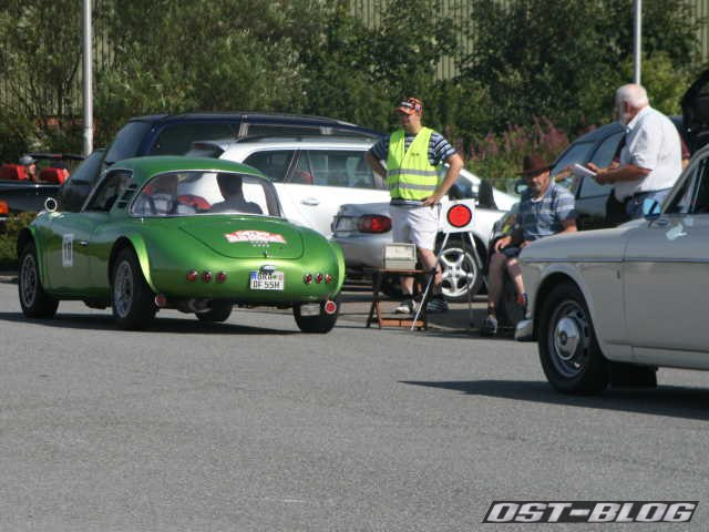 Cuxland-Oldtimer-Rallye 2012 ZK