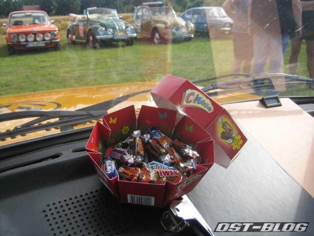 Oldtimer Rallye Verden 2012 Naschkram