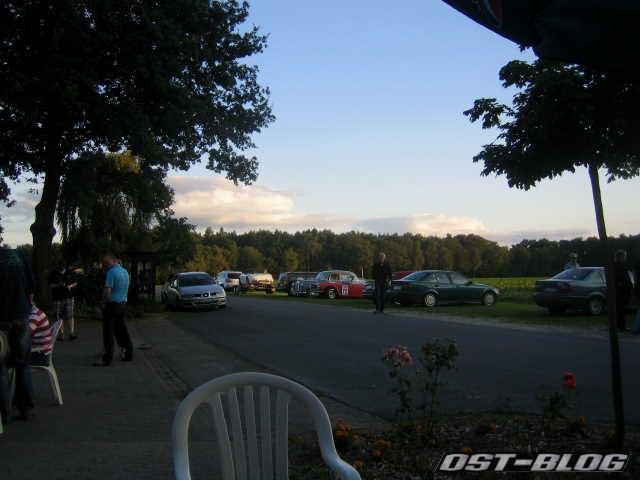 Oldtimer Rallye Verden 2012 Sommerabend