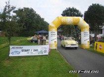 Oldtimer Rallye Verden 2012 Start