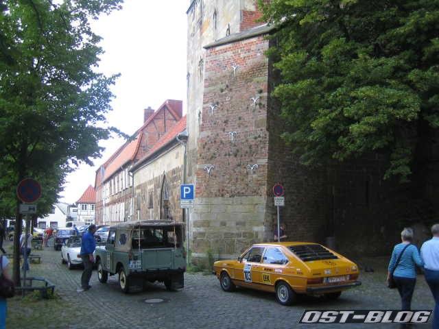 Oldtimer Rallye Verden 2012 Verden
