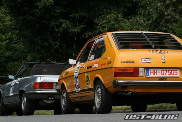 Oldtimer Rallye Verden 2012 ZK Schlange