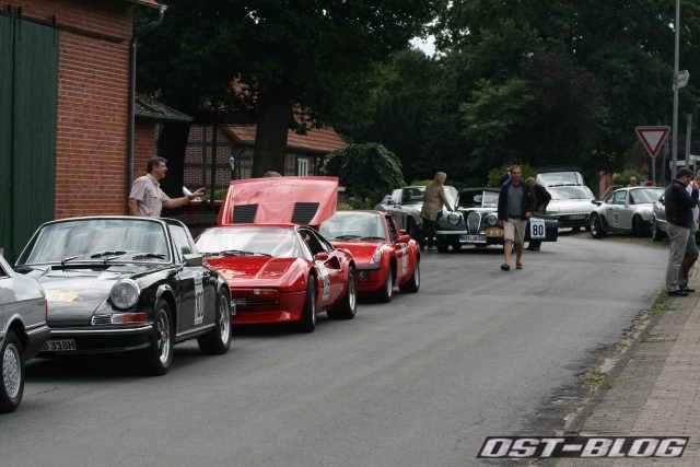Oldtimer Rallye Verden 2012 ZK