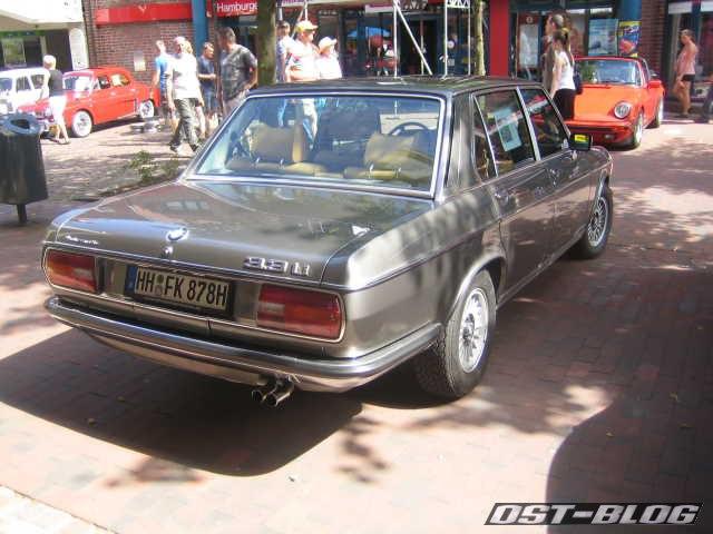 Oldtimertreffen Winsen-Luhe BMW 3,3 Li