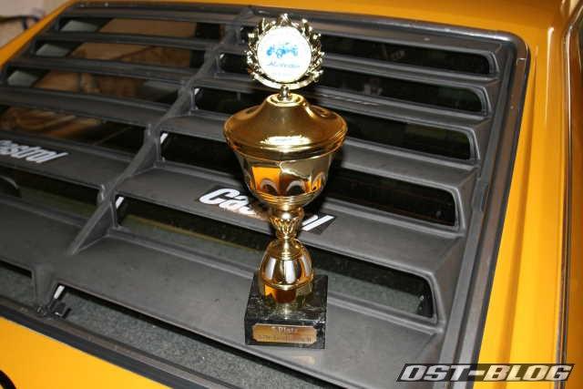 Pokal 5-Platz Verden 2012