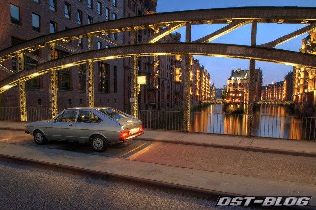 VW Passat GLS 1977 Hamburg