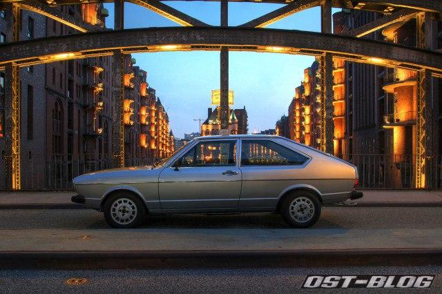 VW Passat GLS 1977 Speicherstadt