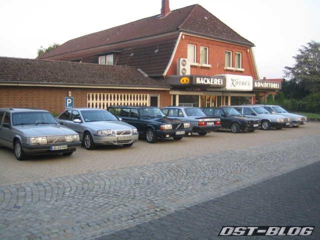 Volvo Stammtisch Lüneburg