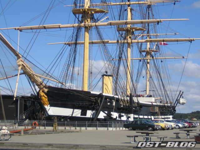 Fregatte Jylland Rover