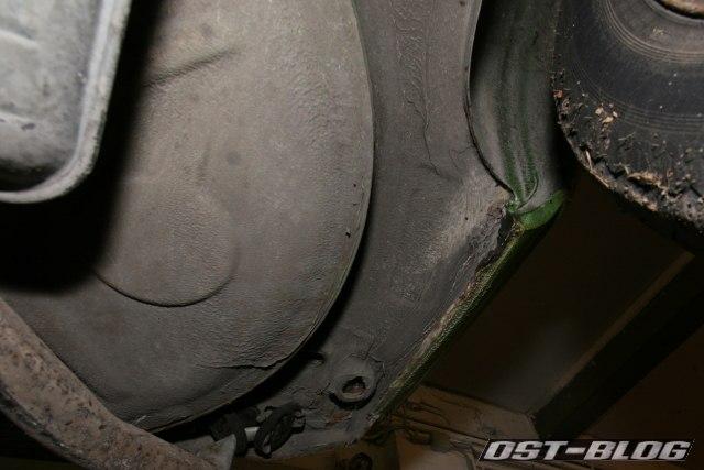Passat TS 1975 Endspitze