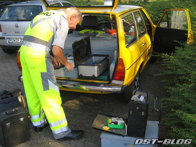 Rund um Rotenburg 2012 ADAC Heinz