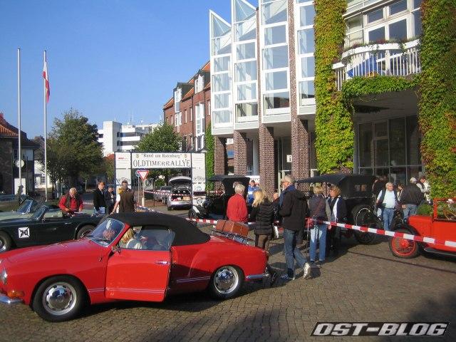 Rund um Rotenburg 2012 Start