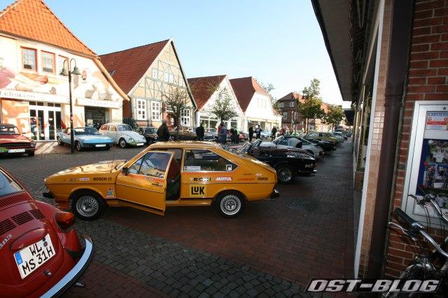 Rund um Rotenburg 2012 Startaufstellung