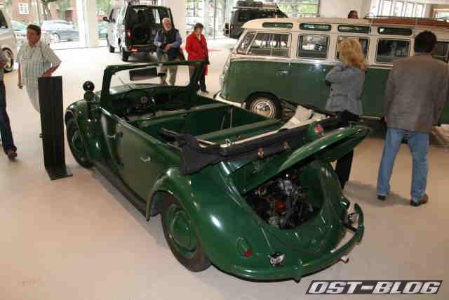 VW Kaefer Polizei Cabrio