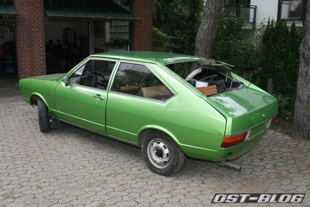 VW Passat TS B1 1975