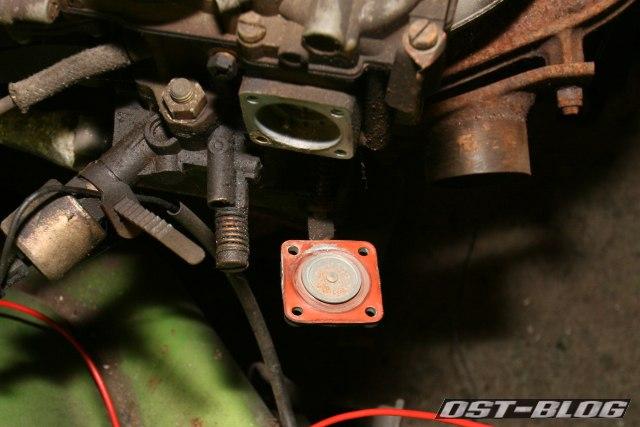 VW Passat TS B1 Beschleunigermenbrane