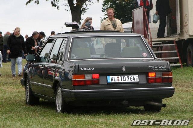 Volvo 760 Turbodiesel