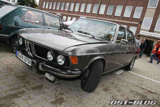 Wichert Classic Car 2012 BMW E9
