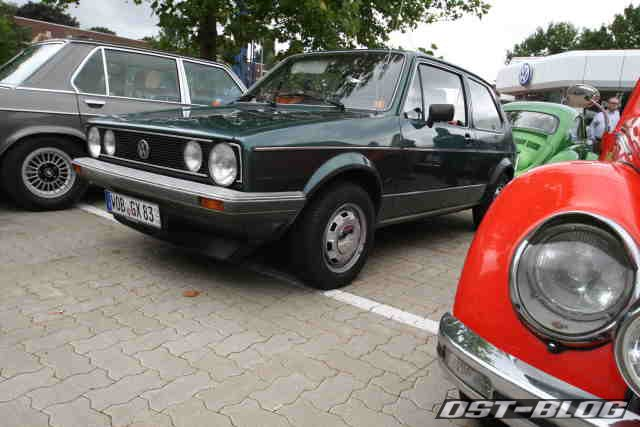 Wichert Classic Car 2012 Golf GX