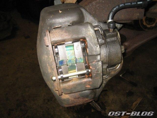 Bremsklötze Passat TS