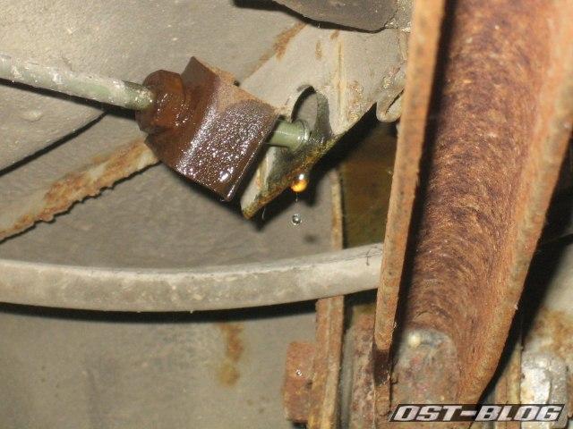 Bremsleitung Passat TS