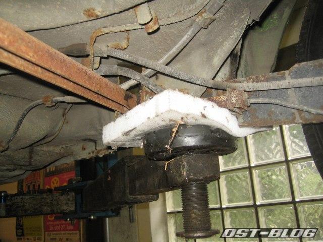 Bremsschlauch hinten Passat TS